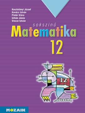 mozaik matematika 12. osztály