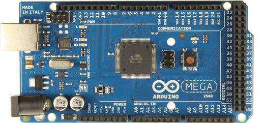 Arduino Mega 2560 kártya